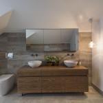 Winner – myTrends Innovative Bathroom Award, Winner – Creative Excellence Bathroom Award, tiles for feature walls, bathroom tiles, floor tiles, Provenza Miscela Sabia, Provenza Composto Sabbia, ensuite bathroom